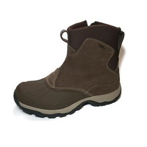 L.L. Bean Storm Chasers Brown Tek 2.5 Winter Boots